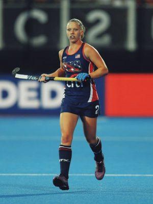 Stefanie Fee Team USA field hockey